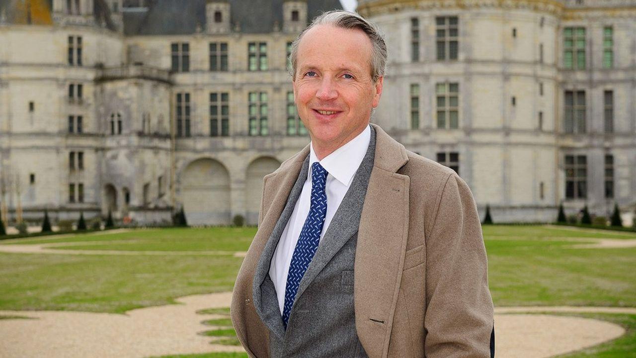 Jean d'Haussonville a multiplié les sources de recettes pour le Domaine