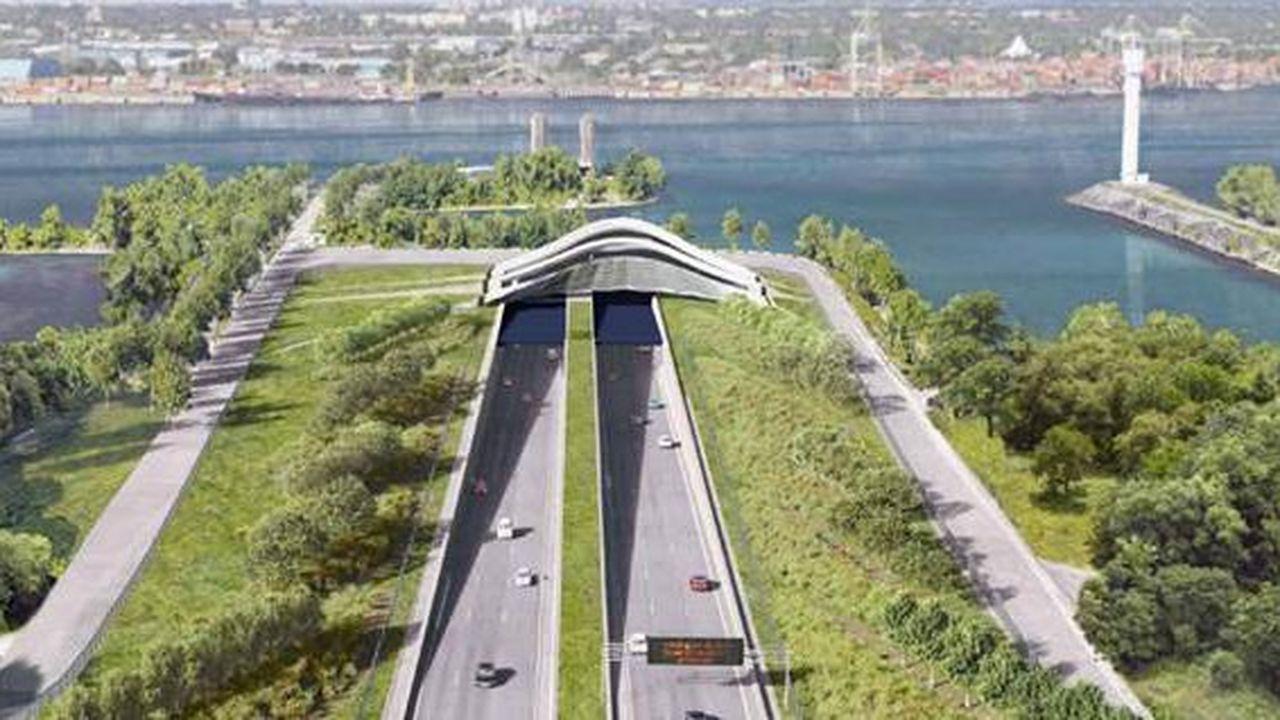 Vinci a annoncé jeudi soir avoir remporté un contrat de 726millions pour la rénovation du tunnel Louis-Hippolyte-La Fontaine à Montréal.