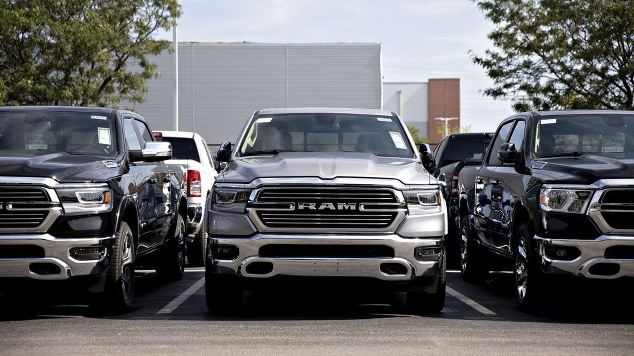 Pour limiter l'impact du coronavirus sur ses ventes, FCA a concentré ses capacités de production disponibles sur les modèles les plus rentables, les SUV et les pick-ups.