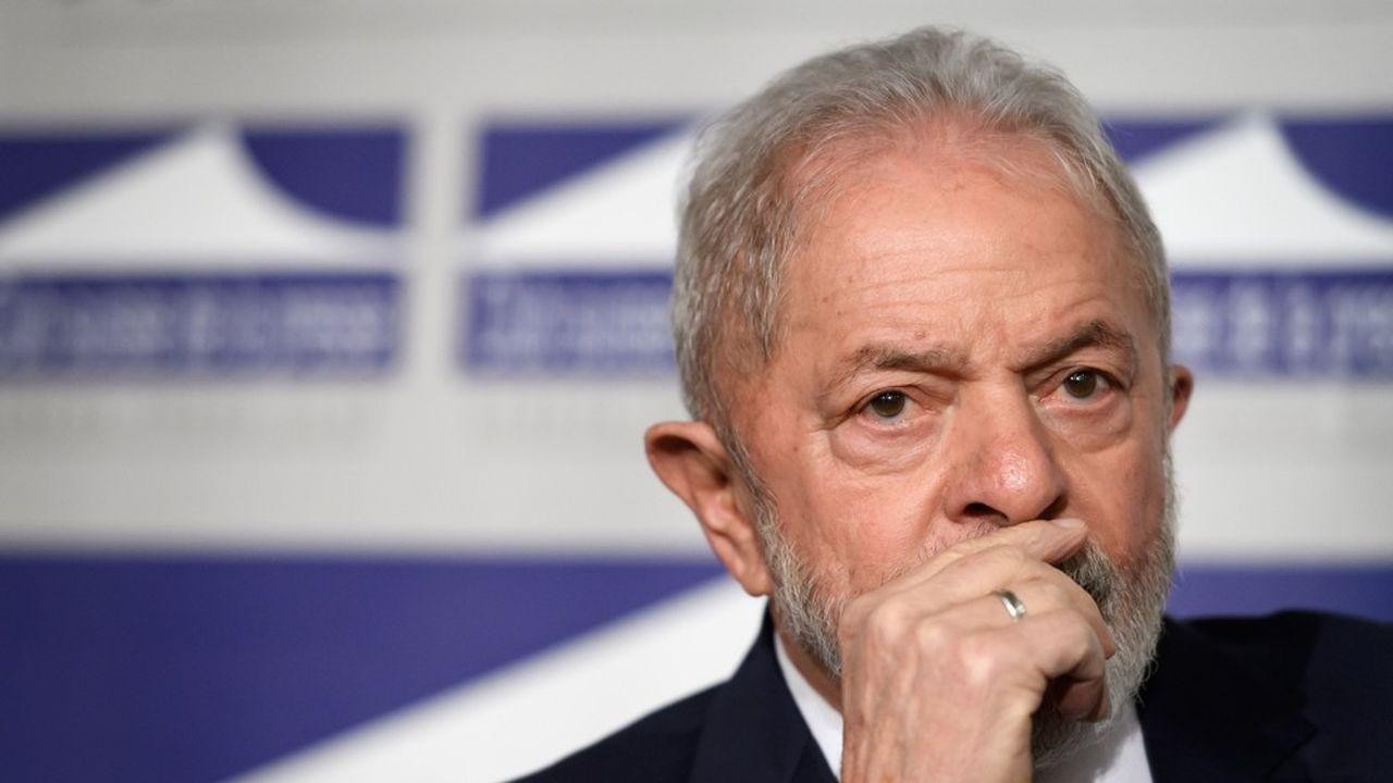 Luiz Inacio Lula da Silva, ancien président brésilien, critique la politique sanitaire de Jair Bolsonaro