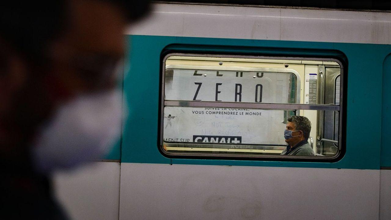 Le groupe RATP a subi une baisse de 224millions de ses recettes avec la pandémie, un niveau qui aurait été pire si la Région n'avait pas assumé elle-même une grosse partie de l'ardoise.