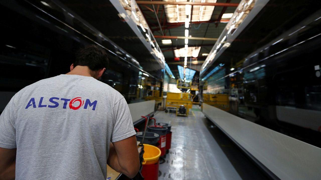 L'UE autorise la création d'un géant ferroviaire — Alstom/Bombardier