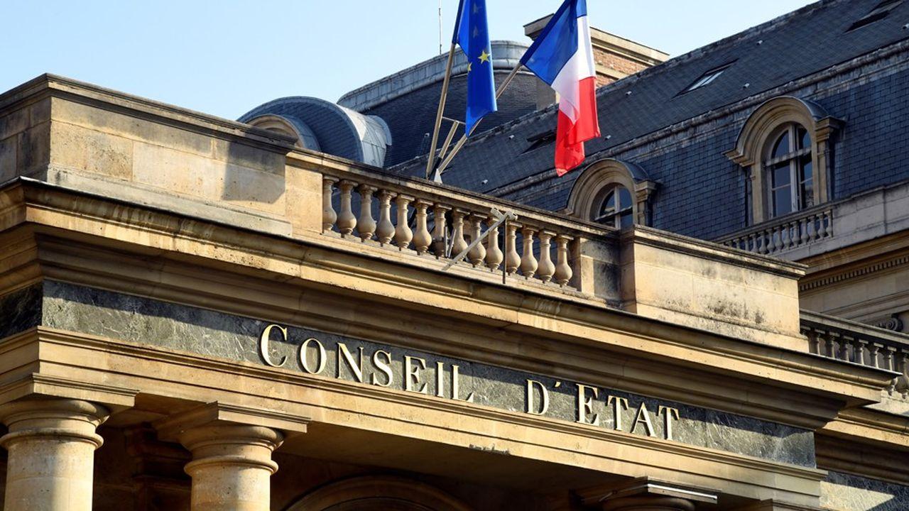 Le Conseil d'Etat est la plus haute juridiction administrative en France.