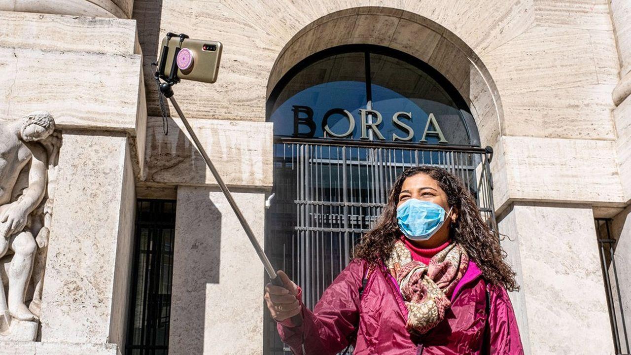 Le LSEG envisage de vendre la Bourse de Milan.