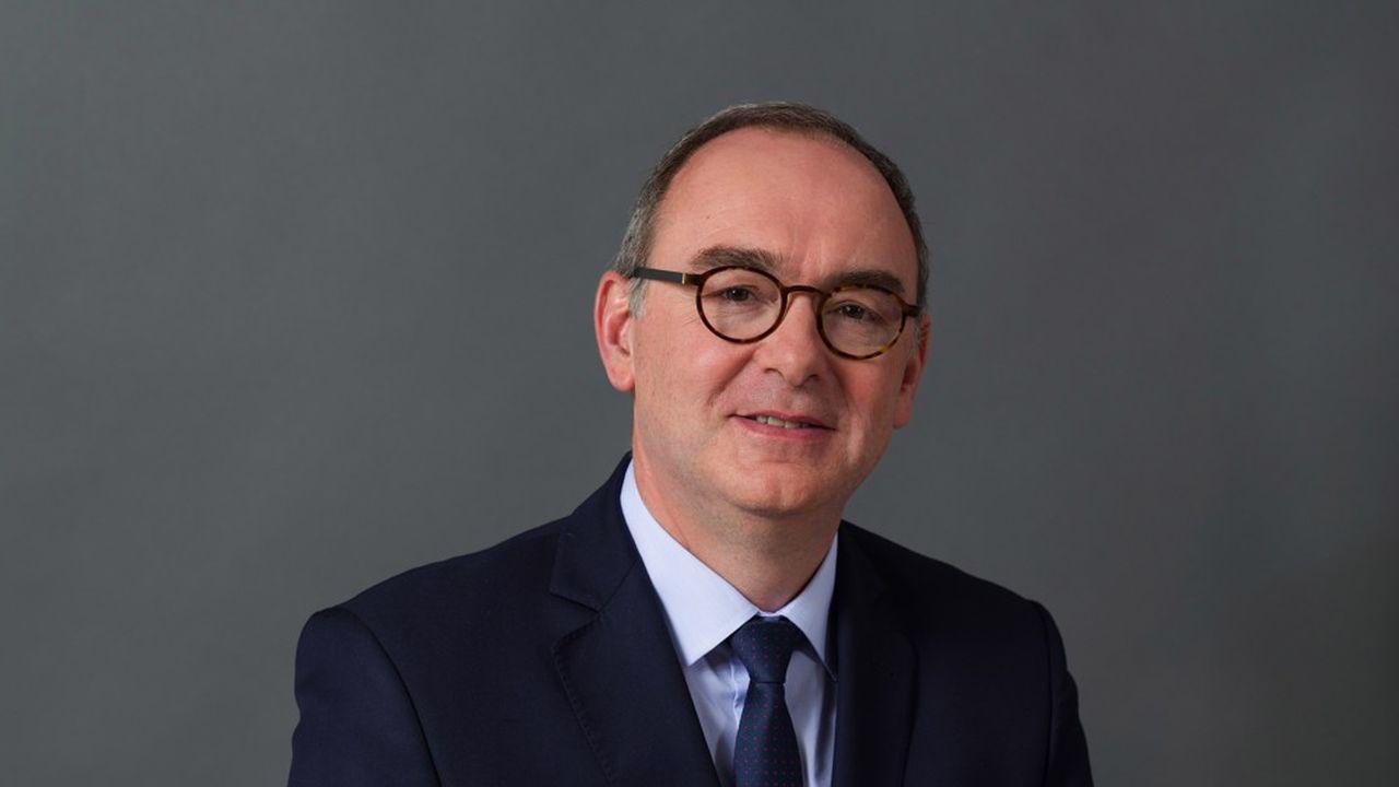 Xavier Piechaczyk a été nommé à la présidence du directoire de RTE.
