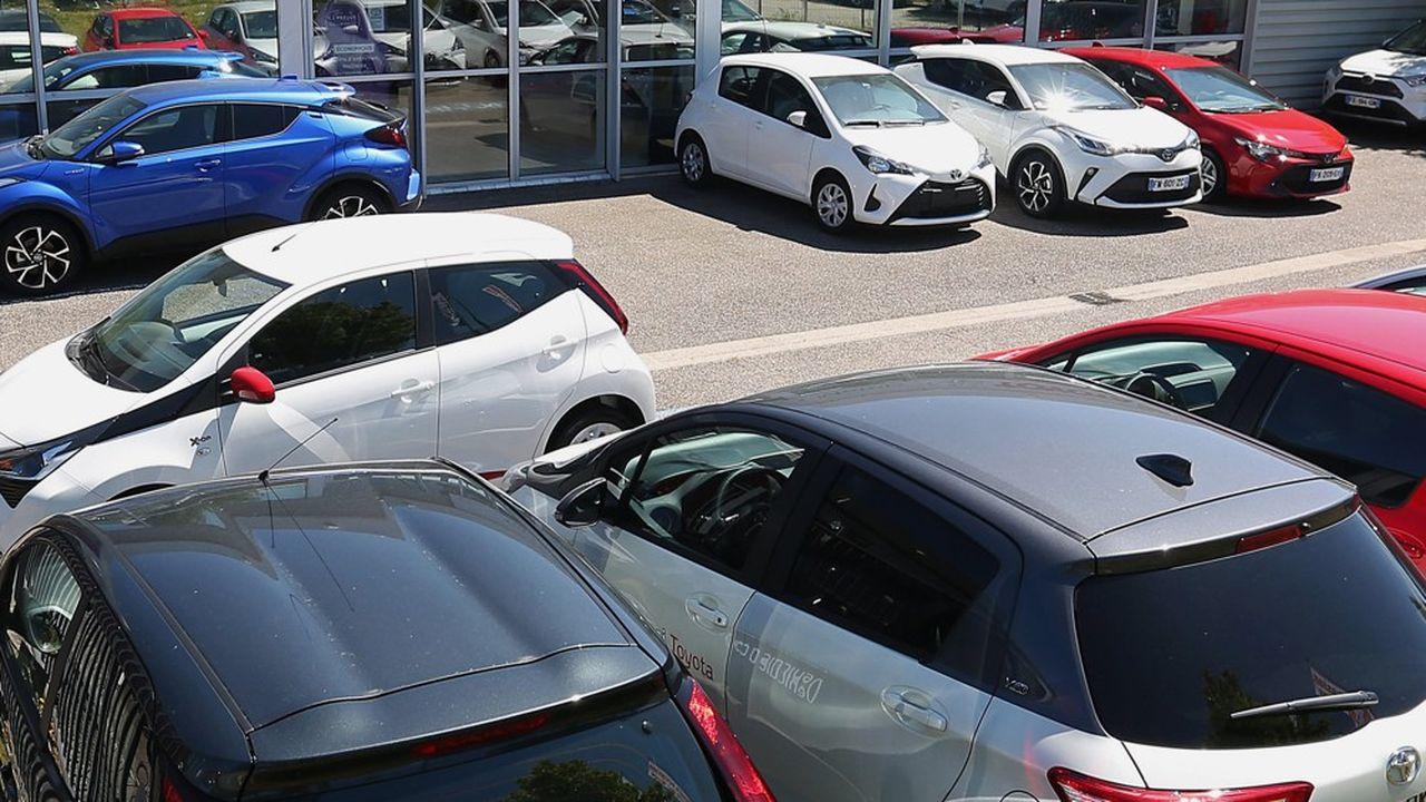 Après le plongeon sans précédent de mars à mai, les ventes de voitures neuves ont repris le chemin de la croissance en juin et juillet.