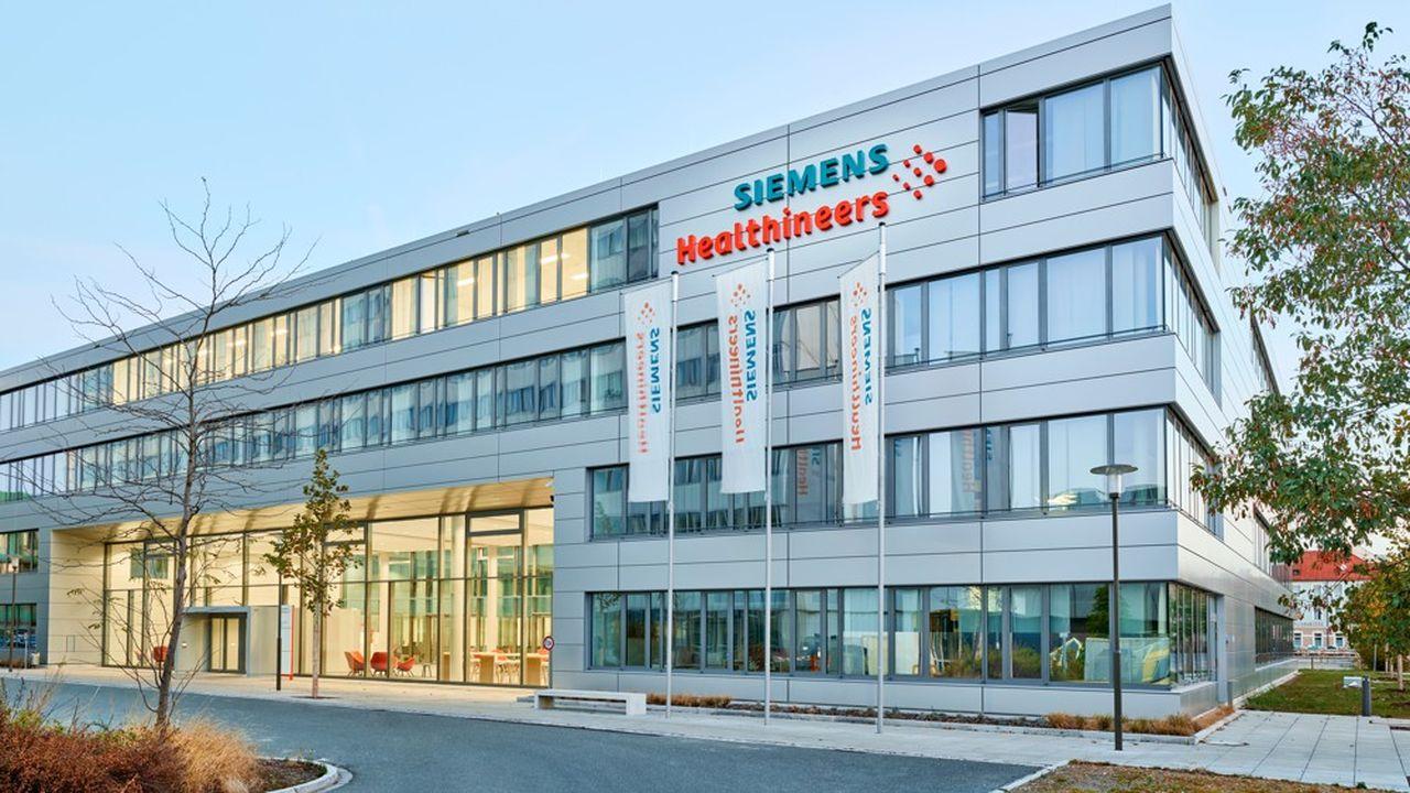 Le pôle Santé de Siemens débourse 16 milliards de dollars pour devenir un leader du traitement contre le cancer