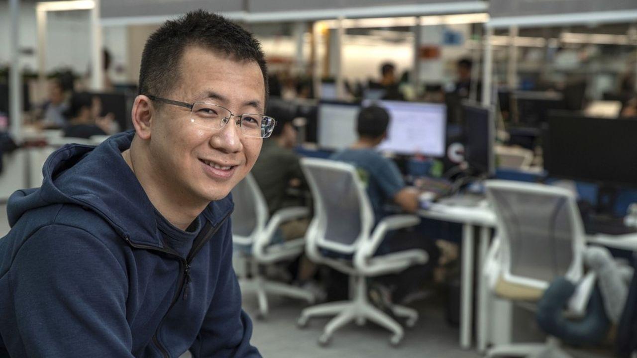 Dans un email envoyé à la mi-journée à toutes ses équipes, Zhang Yiming, le fondateur et patron de 37 ans de ByteDance, explique que ses récents efforts de pédagogie n'ont pas permis de rassurer les autorités américaines.