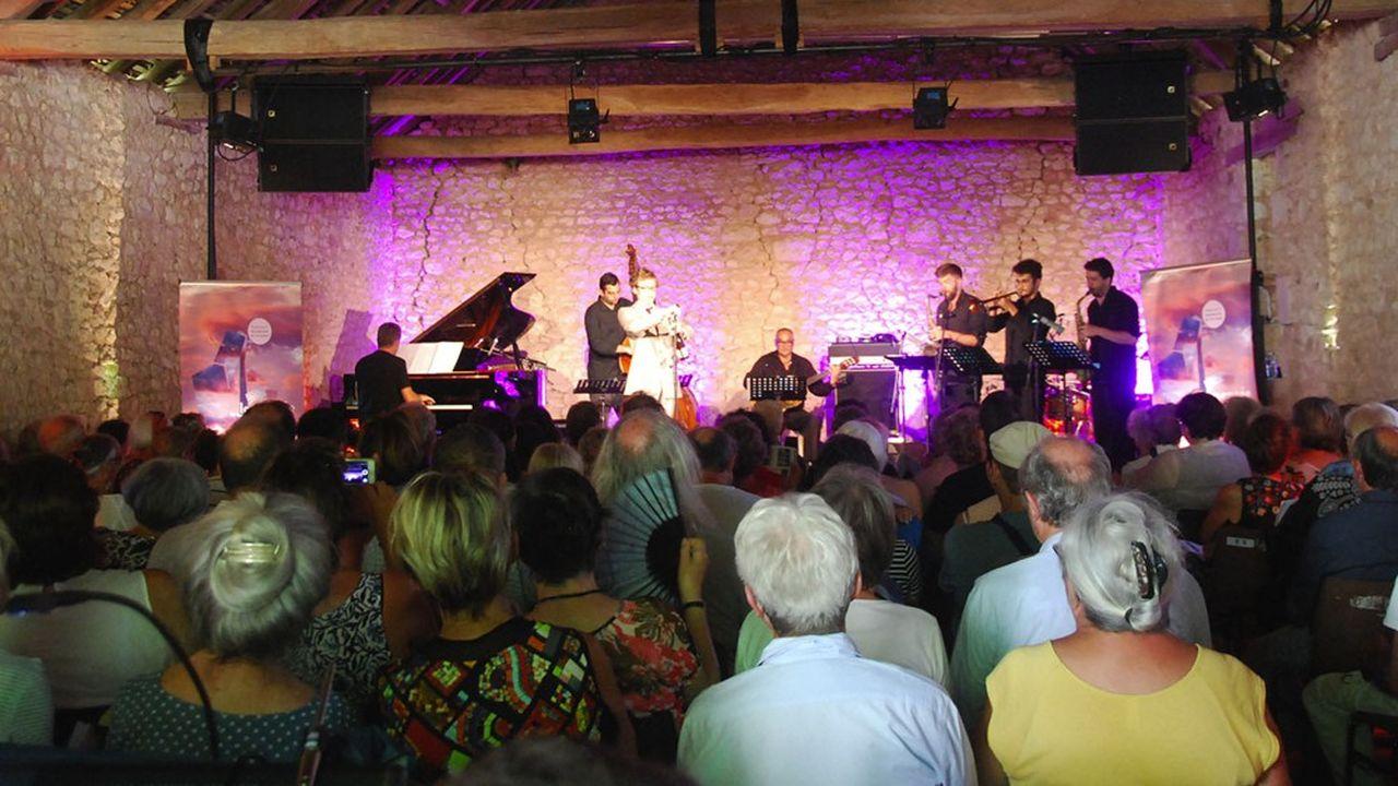 Fréquemment sollicité en Périgord, le jazz ne manque pas à l'appel.