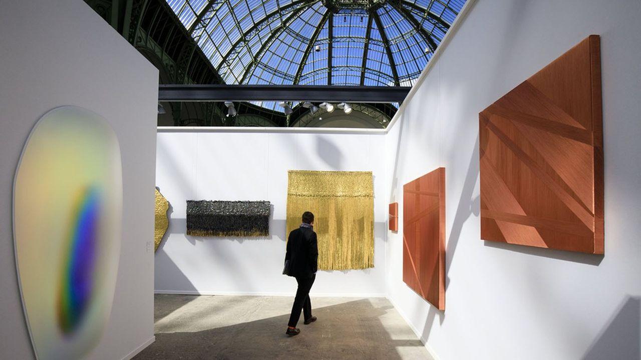 Art Paris pourrait être la gagnante d'un éventuel désistement de la Fiac.