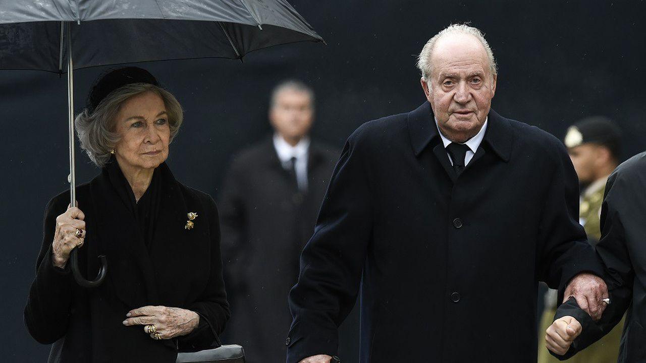 Juan Carlos Ier avait abdiqué en juin2014 en faveur de son fils Felipe.