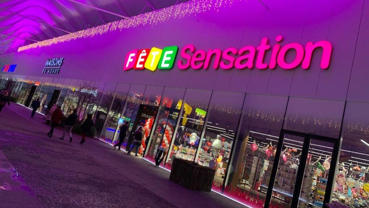 Avec cette opération, le groupe compte désormais 17 magasins, contre 5 il y a quatre ans.