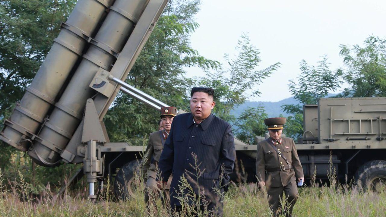 Pyongyang a affirmé dès 2016 avoir la capacité de miniaturiser ses ogives nucléaires