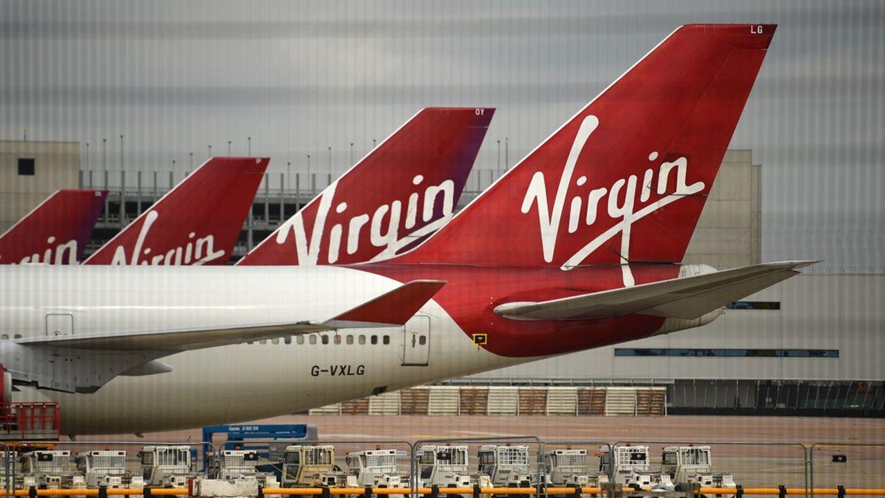 Virgin Atlantic lutte pour sa survie, alors que le gouvernement britannique a refusé de lui venir en aide.