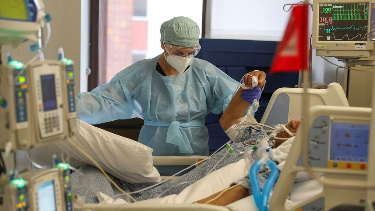 Un séjour en réanimation peut coûter 3.000 euros par jour, dont 20% de ticket modérateur à la charge du patient.