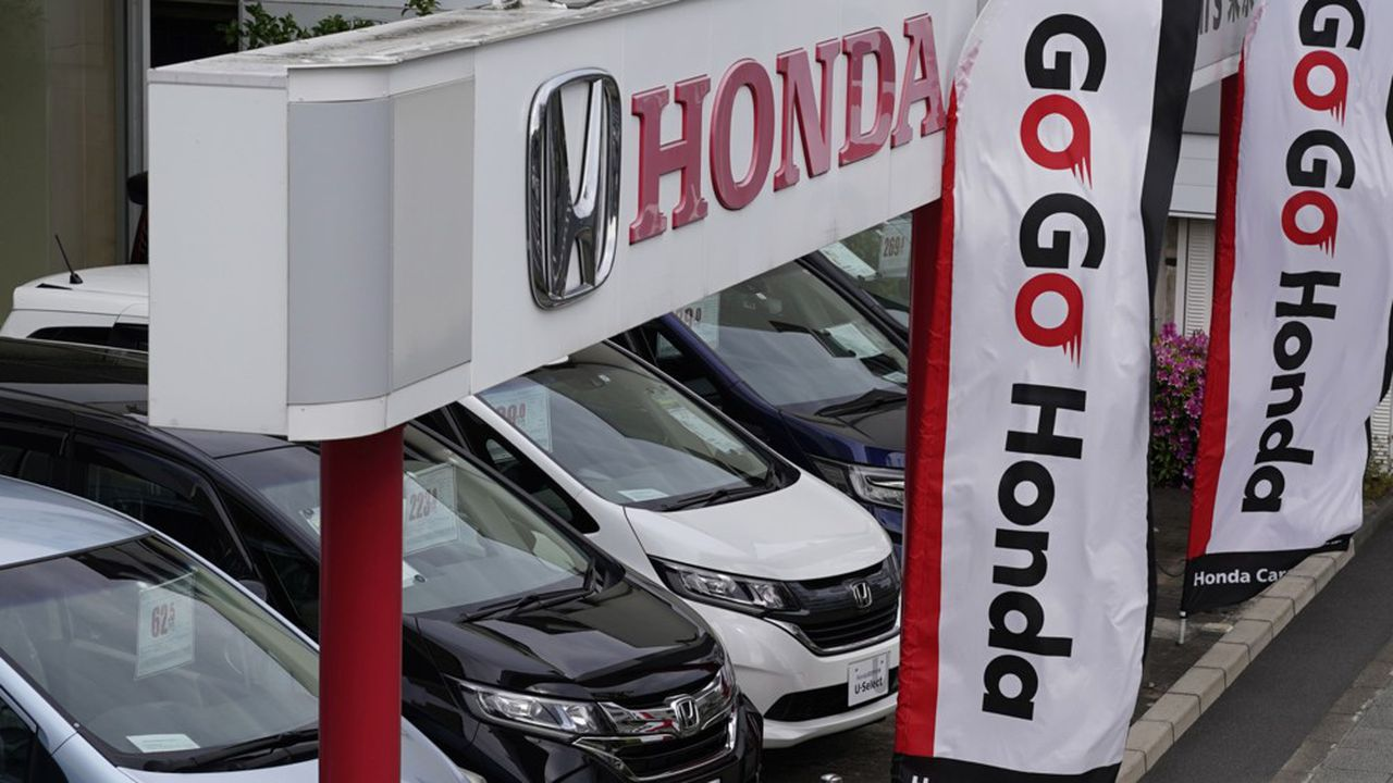 Le mois dernier, Honda a vu ses ventes bondir de 18% en Chine, par rapport à juillet2019.