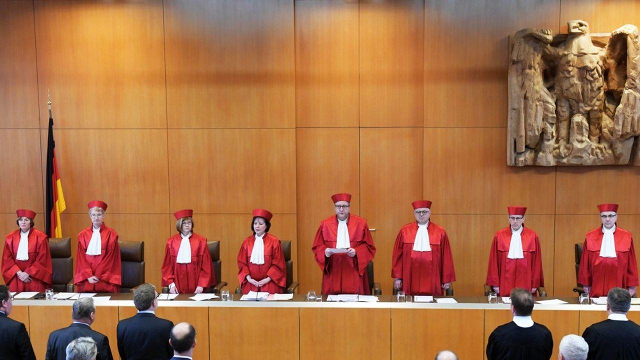 En lançant un ultimatum à la BCE, le 5mai dernier, la Cour constitutionnelle allemande avait provoqué un mini-séisme en Europe.
