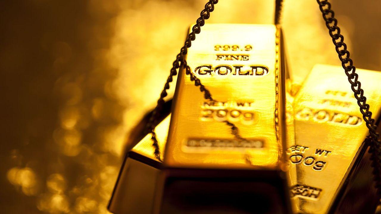 L'once d'or s'est envolée au-delà des 2.000dollars, portés par la demande en ETF.