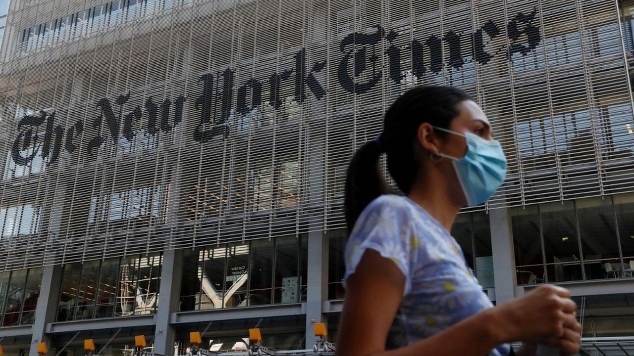 Au «New York Times», les revenus du web dépassent ceux du print