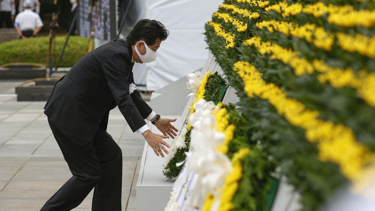 Le gouvernement conservateur japonais emmené par Shinzo Abe (photo) n'a pas ratifié le traité des Nations-unies sur l'interdiction des armes nucléaires adopté en 2017 par 122 Etats ne disposant pas de la bombe atomique.