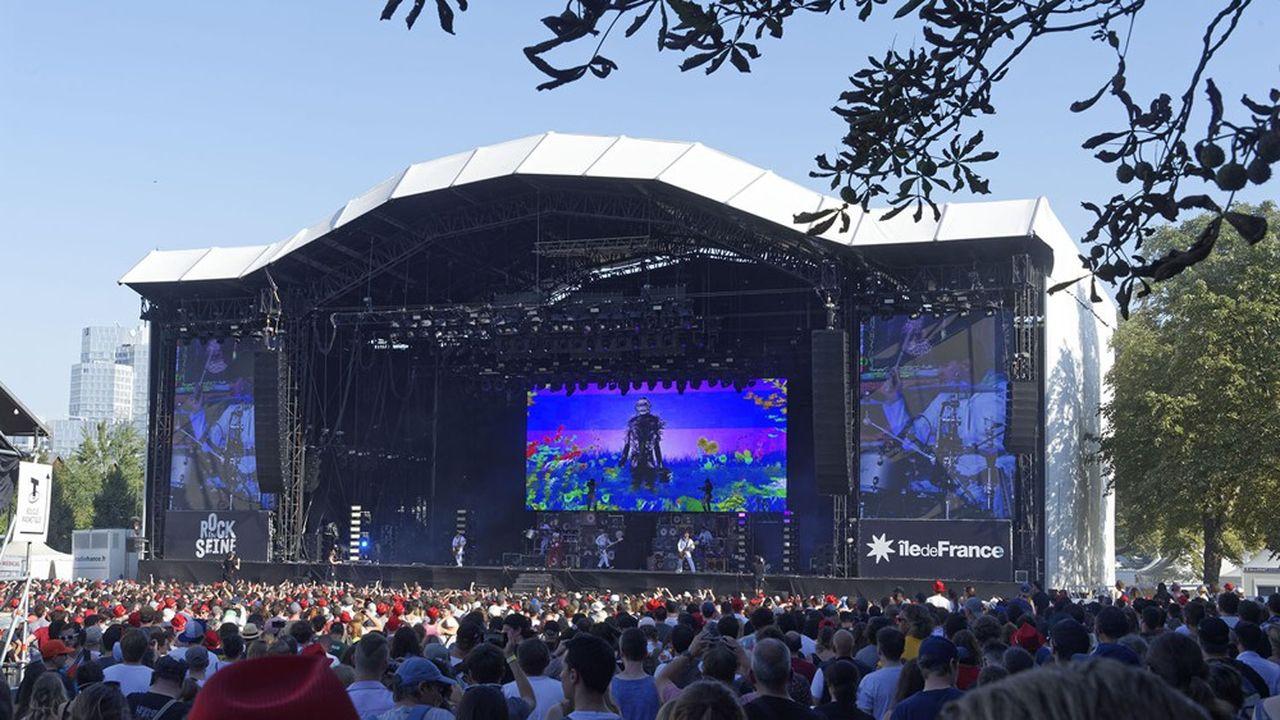 Annulé cette année pour cause de Covid, le festival de musique Rock-en-Seine au Domaine National de Saint-Cloud clôture traditionnellement la saison des festivals d'été.