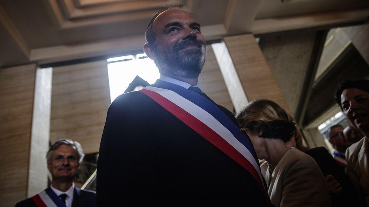 Avec 57% d'image positive, l'ancien Premier ministre Edouard Philippe, réélu maire duHavre en juin dernier, bénéficie d'une forte popularité chez les Français.