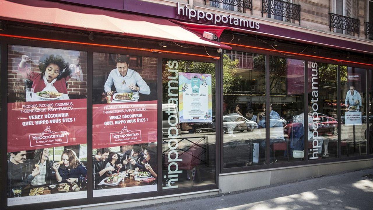 Le chiffre d'affaires de Groupe Flo, exploitant de grandes brasseries à Paris et de la chaîne Hippopotamus, a fondu de 54,5% au premier semestre.