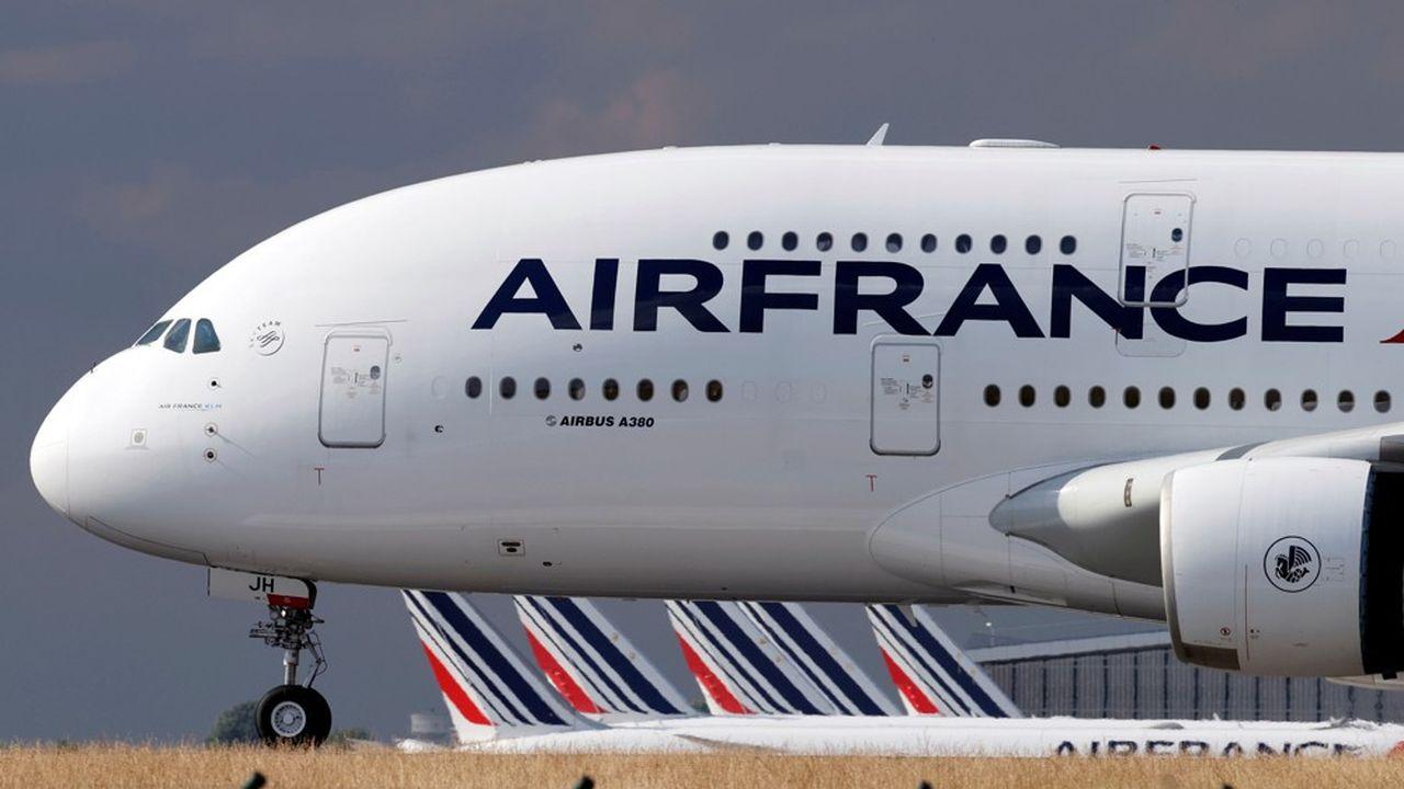 Parmi les sacrifices consentis à la faveur de la crise, la sortie des Airbus A380 d'Air France devrait contribuer à réduire les coûts.