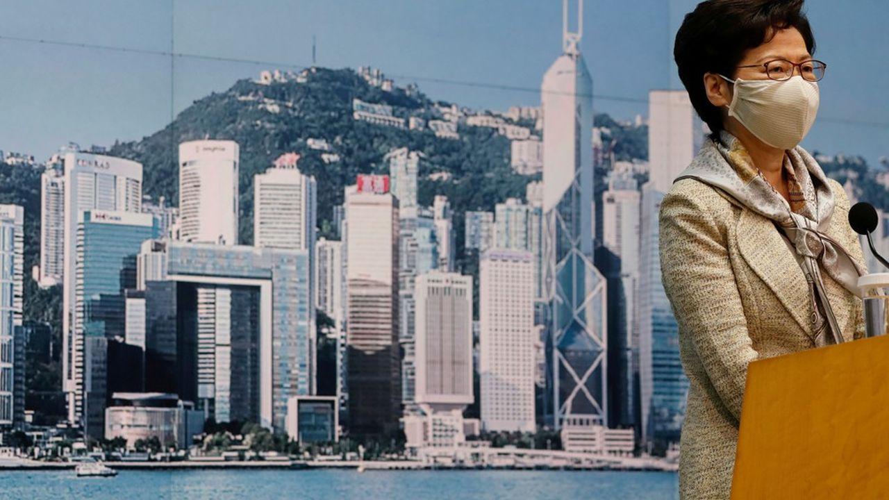 Les États-Unis sanctionnent onze dirigeants de Hong Kong
