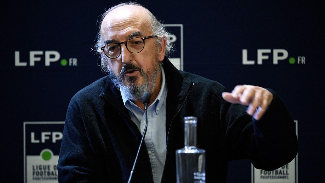 Jaume Roures, le DG fondateur de Mediapro.