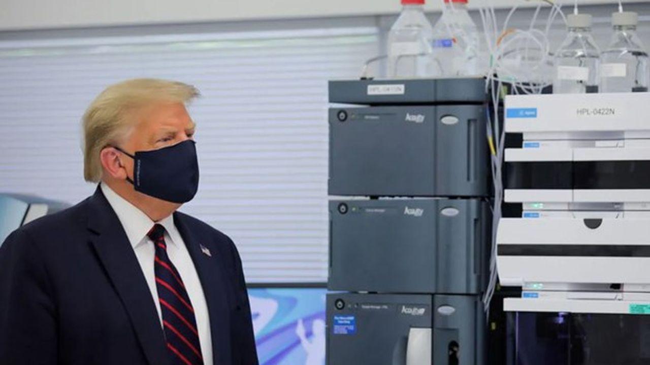 Les Etats-Unis de Donald Trump sont à tous égards le pays le plus atteint par la pandémie