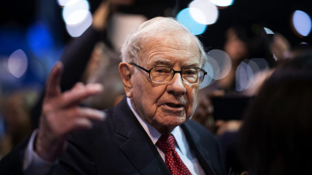 Berkshire Hathaway rachète plus de 5 milliards de dollars d'actions.