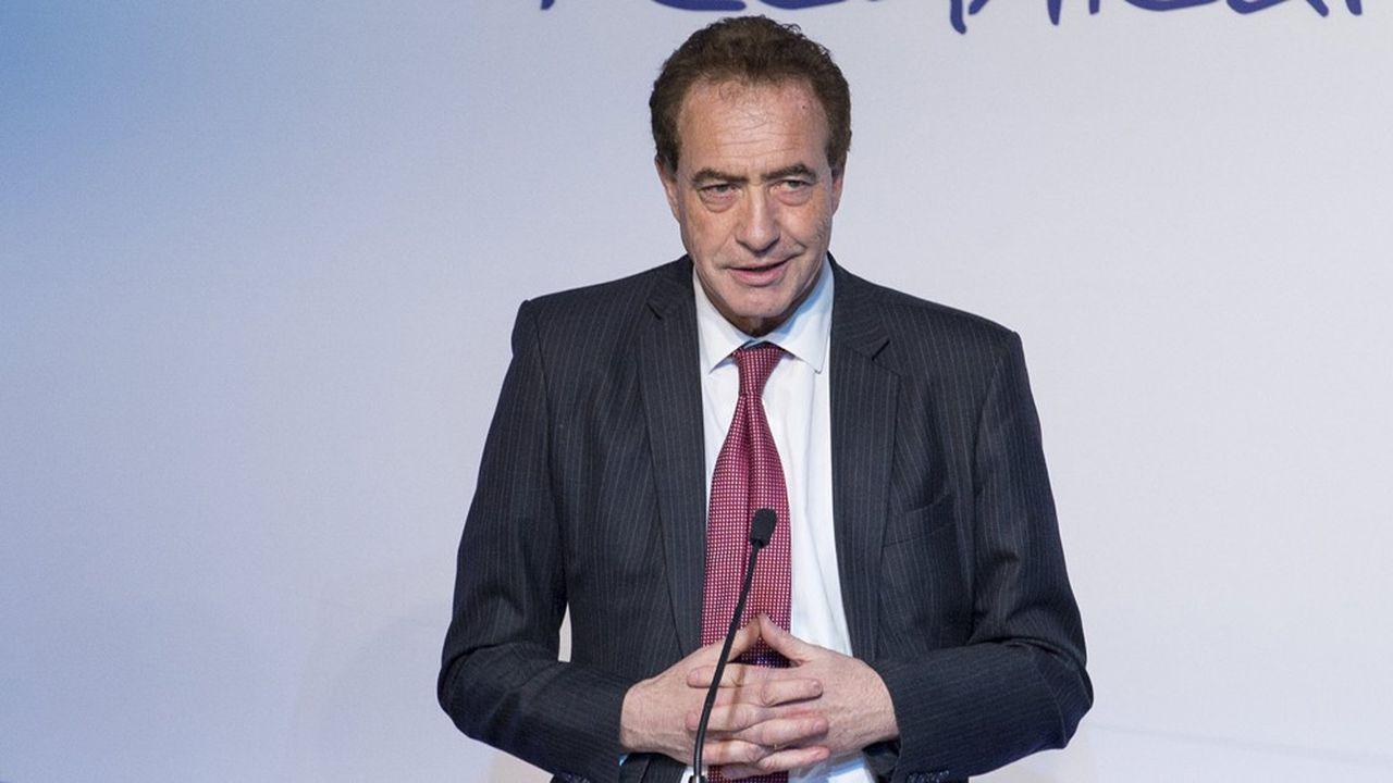 Hervé Guyot, senior advisor chez Oliver Wyman, auteur d'un rapport sur les relocalisations dans l'automobile remis au gouvernement en avril2020.