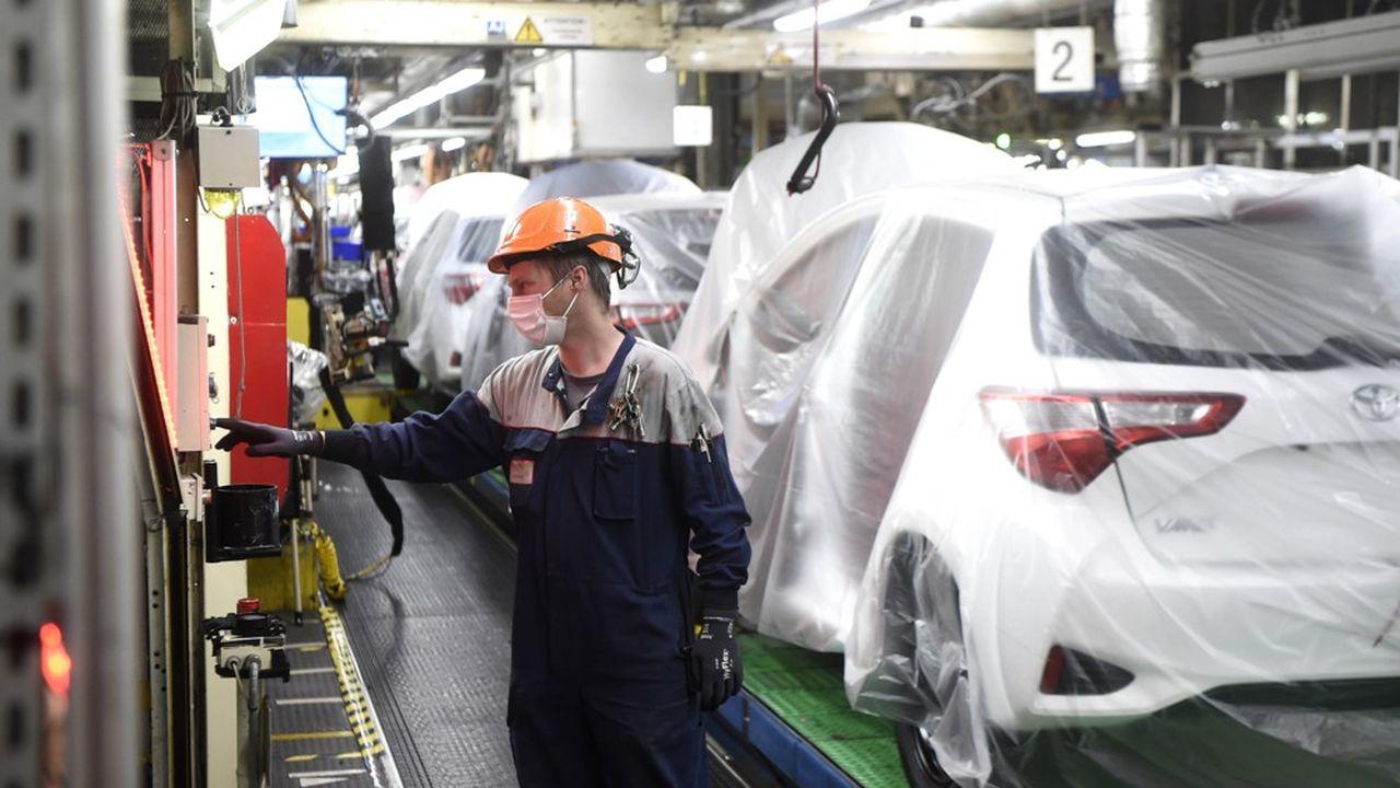L'usine de Toyota à Onnaing a été la première usine automobile en Europe à redémarrer après la crise du coronavirus, en avril dernier.