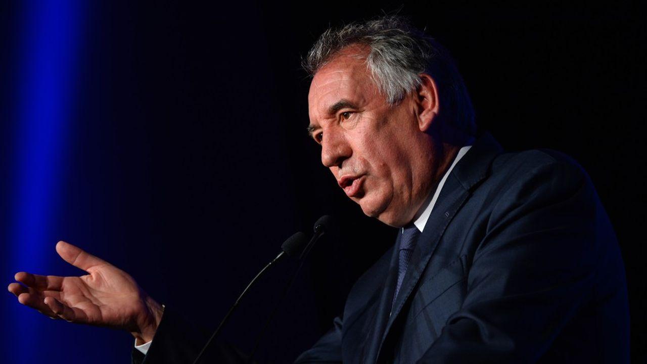 François Bayrou est pressenti pour le poste.