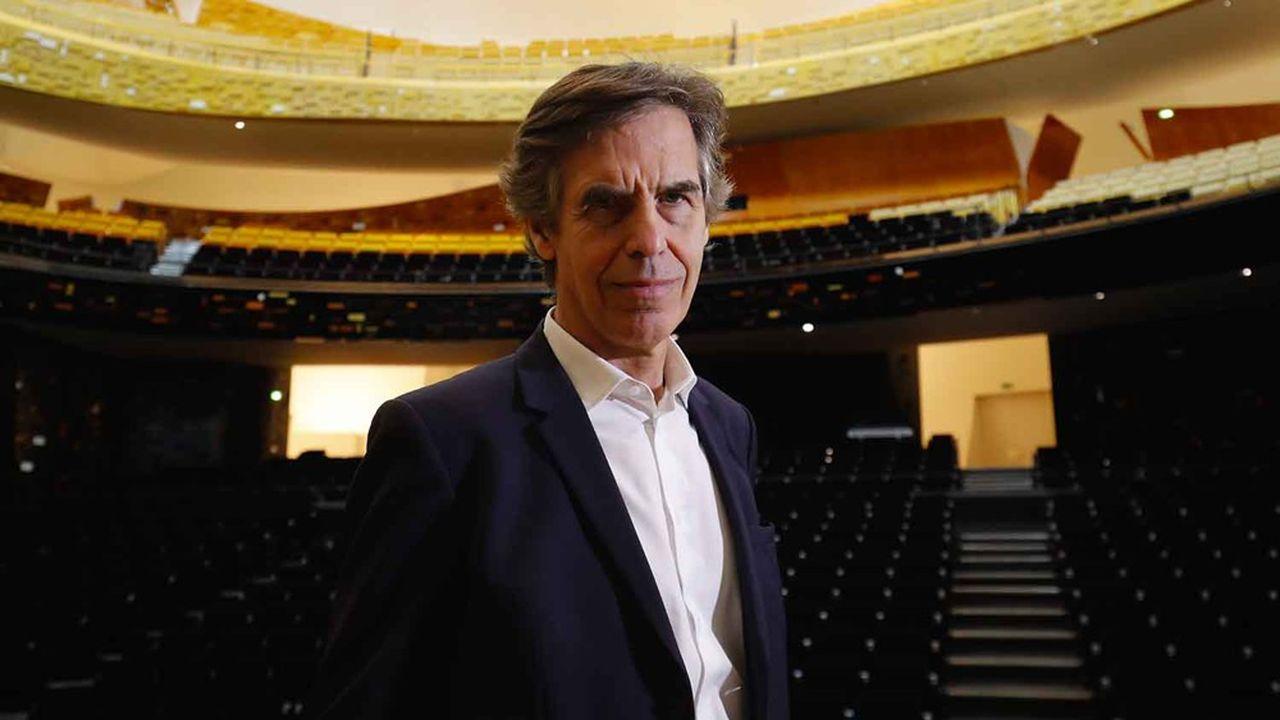 Laurent Bayle, président de la Philharmonie de Paris
