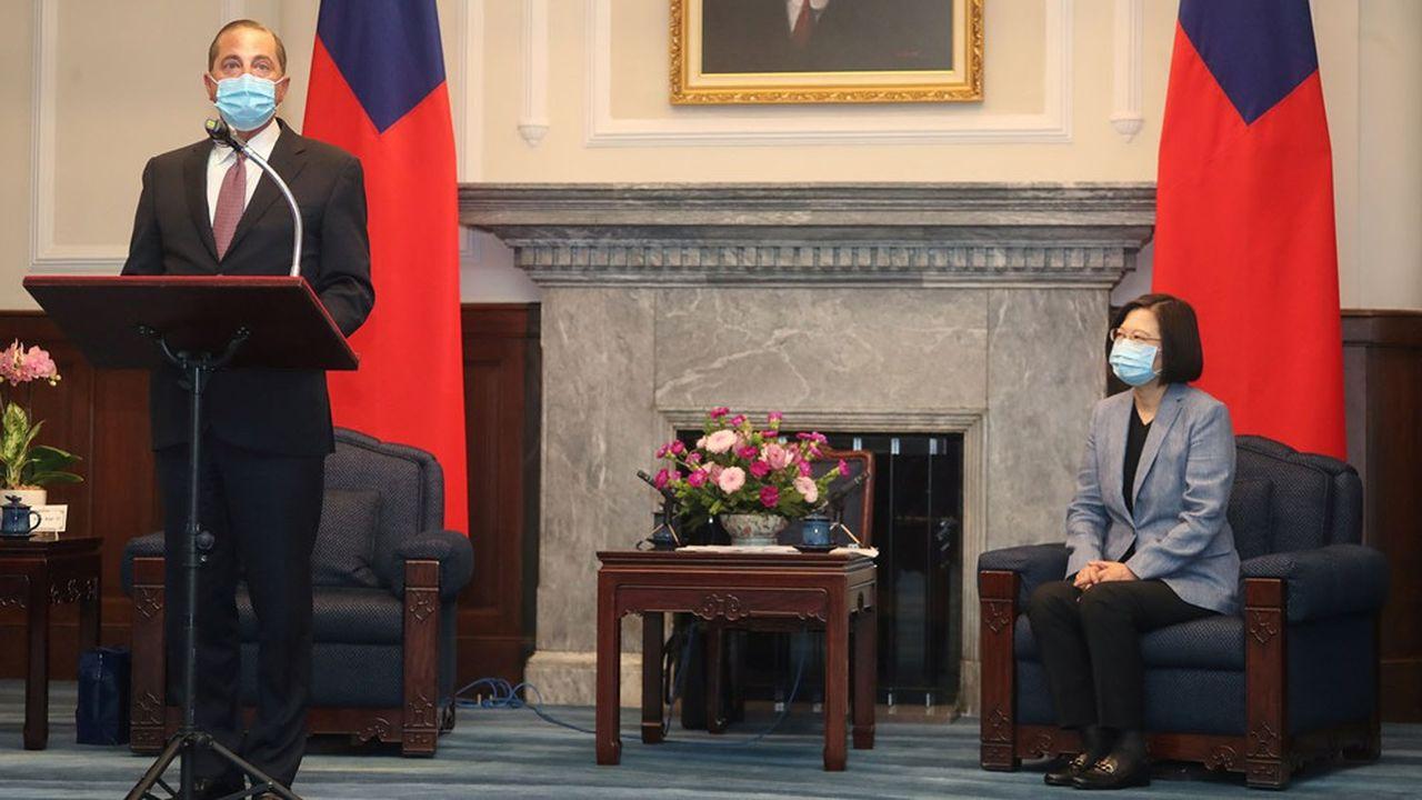 En réaffirmant leur soutien à Taïwan, les Etats-Unis ouvrent un nouveau front avec la Chine