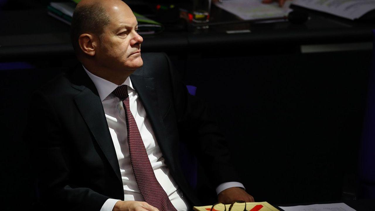 Le choix du ministre des Finances, Olaf Scholz, est largement motivé par sa popularité.