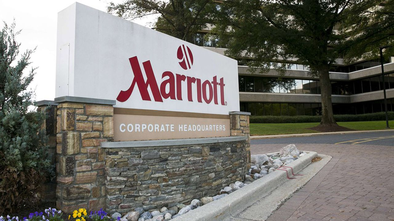 Marriott International disposait à la fin juin de 7.484 établissements soit quelque 1,4 million de chambres sous enseignes.