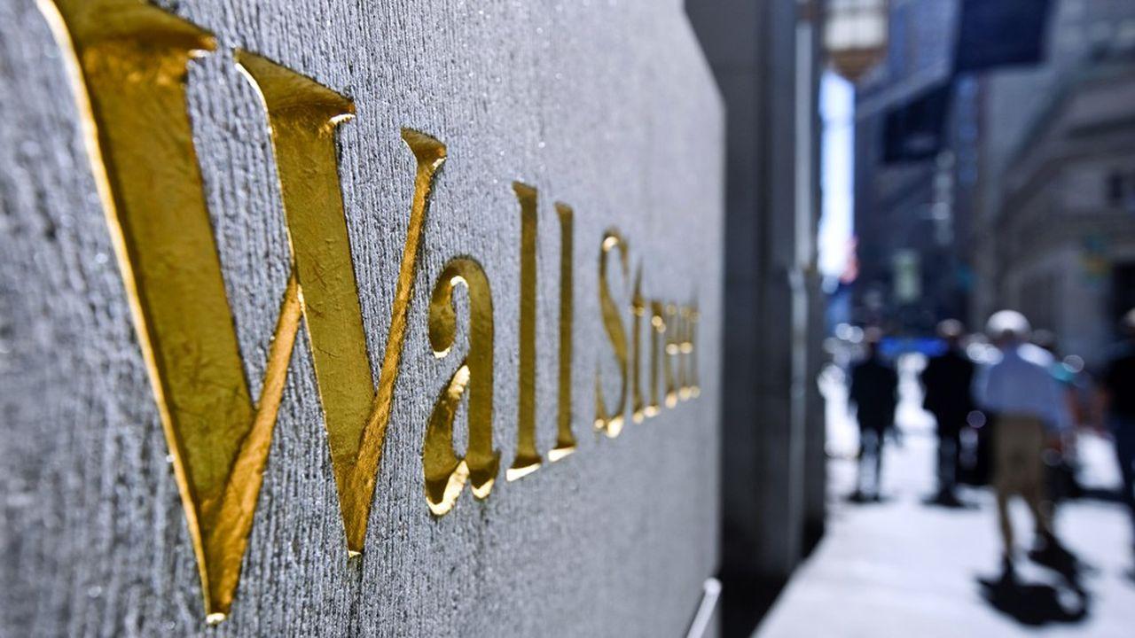 A Wall Street, les traders se frottent les mains après une année 2019 plutôt frugale.