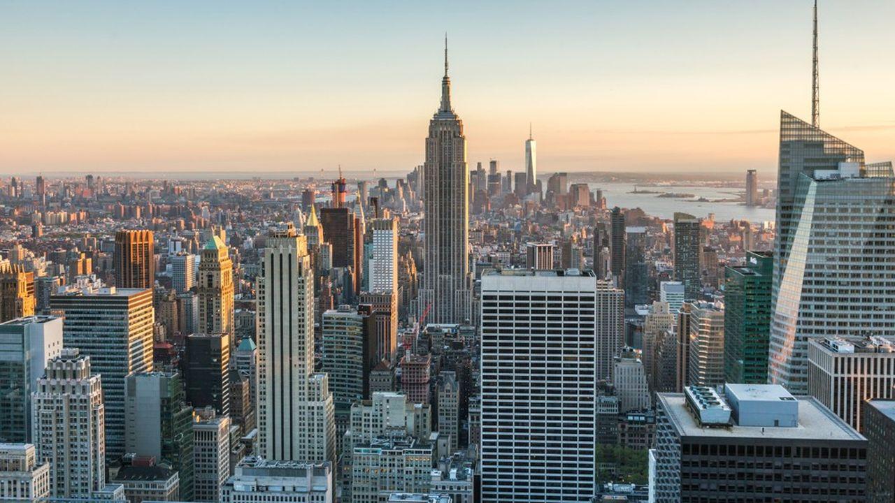 A New-York, ville la plus riche des Etats-Unis, la crise du Covid-19 a accentué les inégalités.