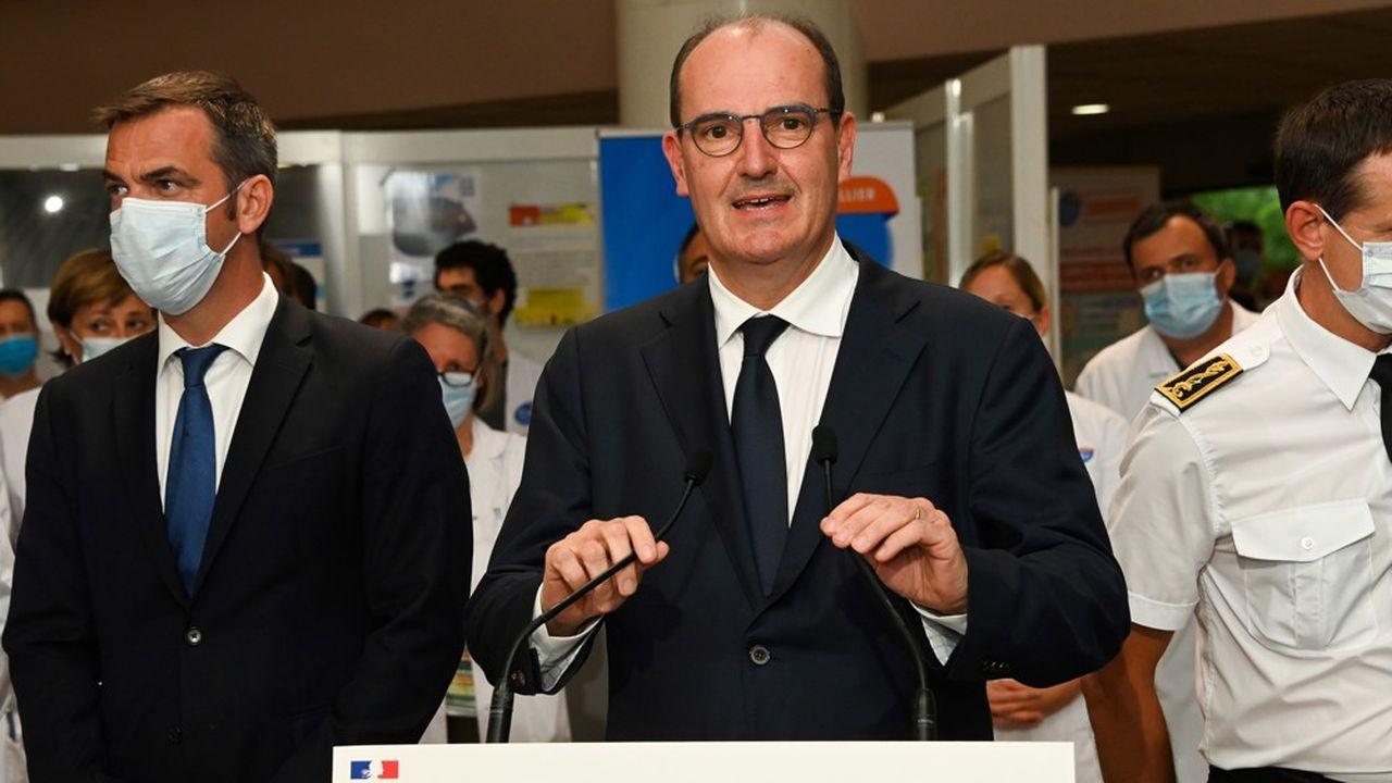 Le Premier ministre a appelé mardi les Français à se ressaisir pour éviter une reprise de l'épidémie de Covid-19, plaidant pour le port du masque malgré la canicule, qui devrait enfin se terminer jeudi.