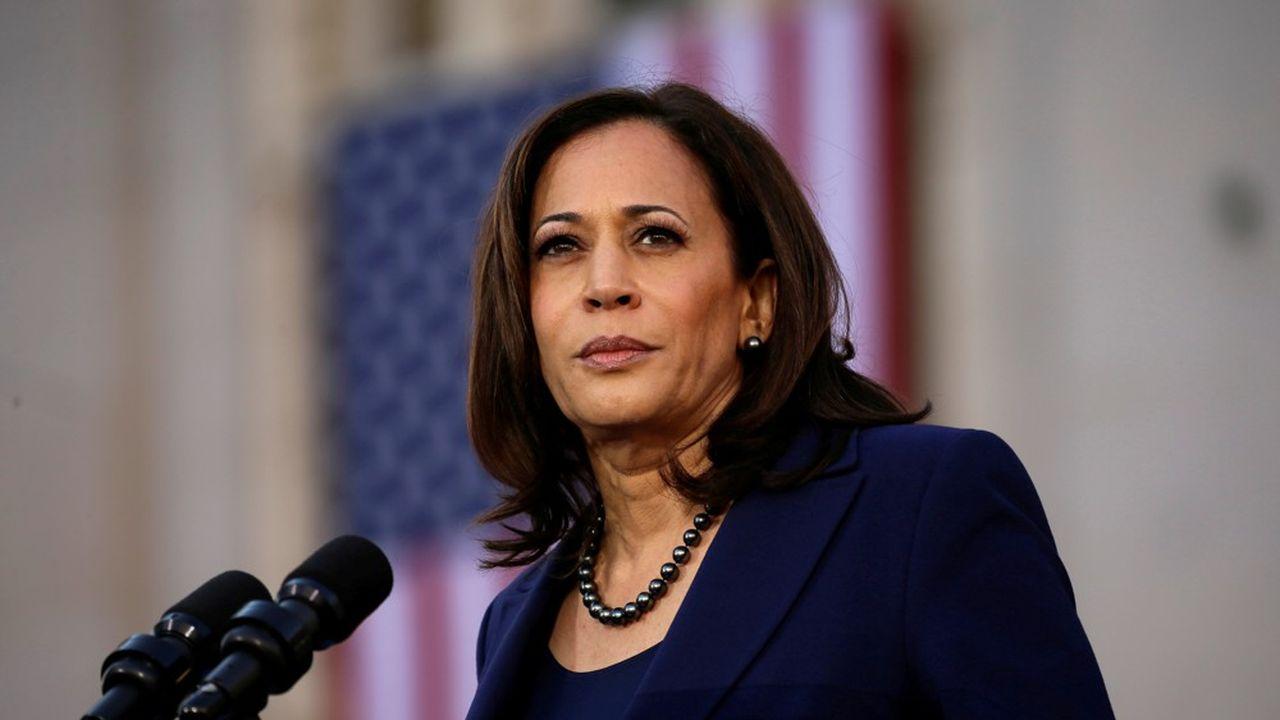 Pour annoncer sa colistière, mardi, Joe Biden a repris l'adjectif d'«intrépide» dont Kamala Harris avait fait son slogan de campagne en partant à l'assaut de l'investiture démocrate en janvier2019.