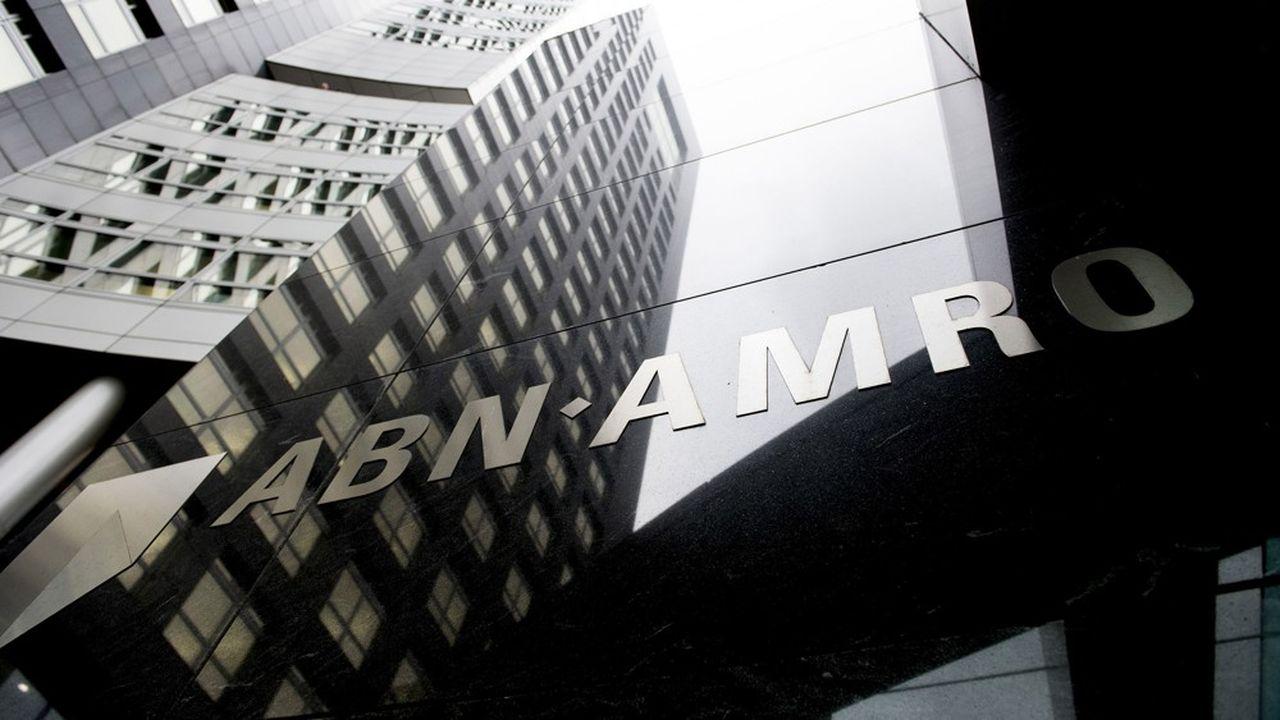 ABN Amro a enregistré une perte de 400millions d'euros au premier semestre.