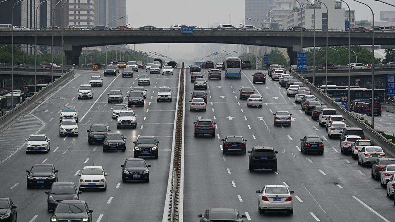 Les ventes de voitures particulières ont augmenté de 8,5% en juillet en Chine selon la CAAM.