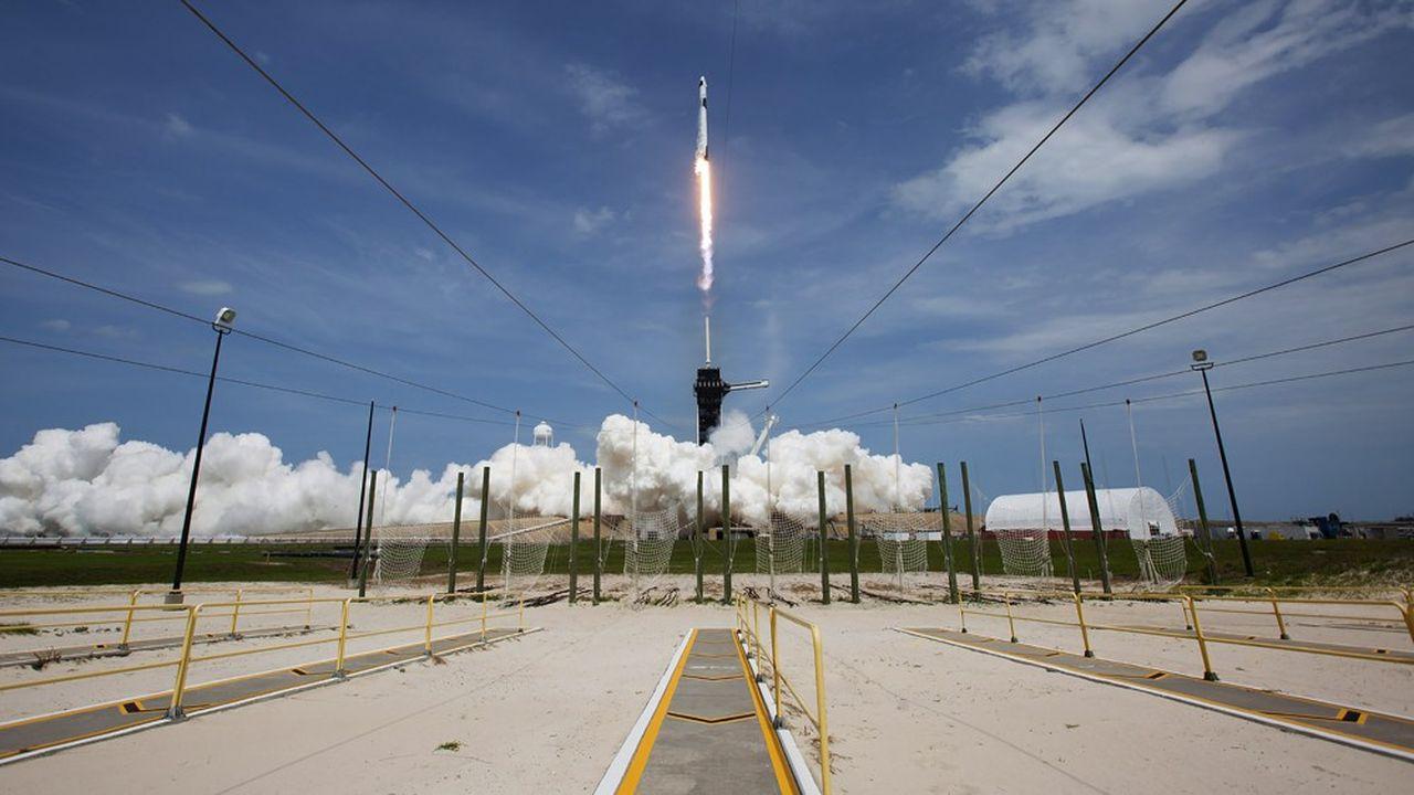 Le succès de SpaceX sur le marché des lancements de satellites repose en partie sur les contrats militaires signés avec le Pentagone, dont le dernier tout récemment.