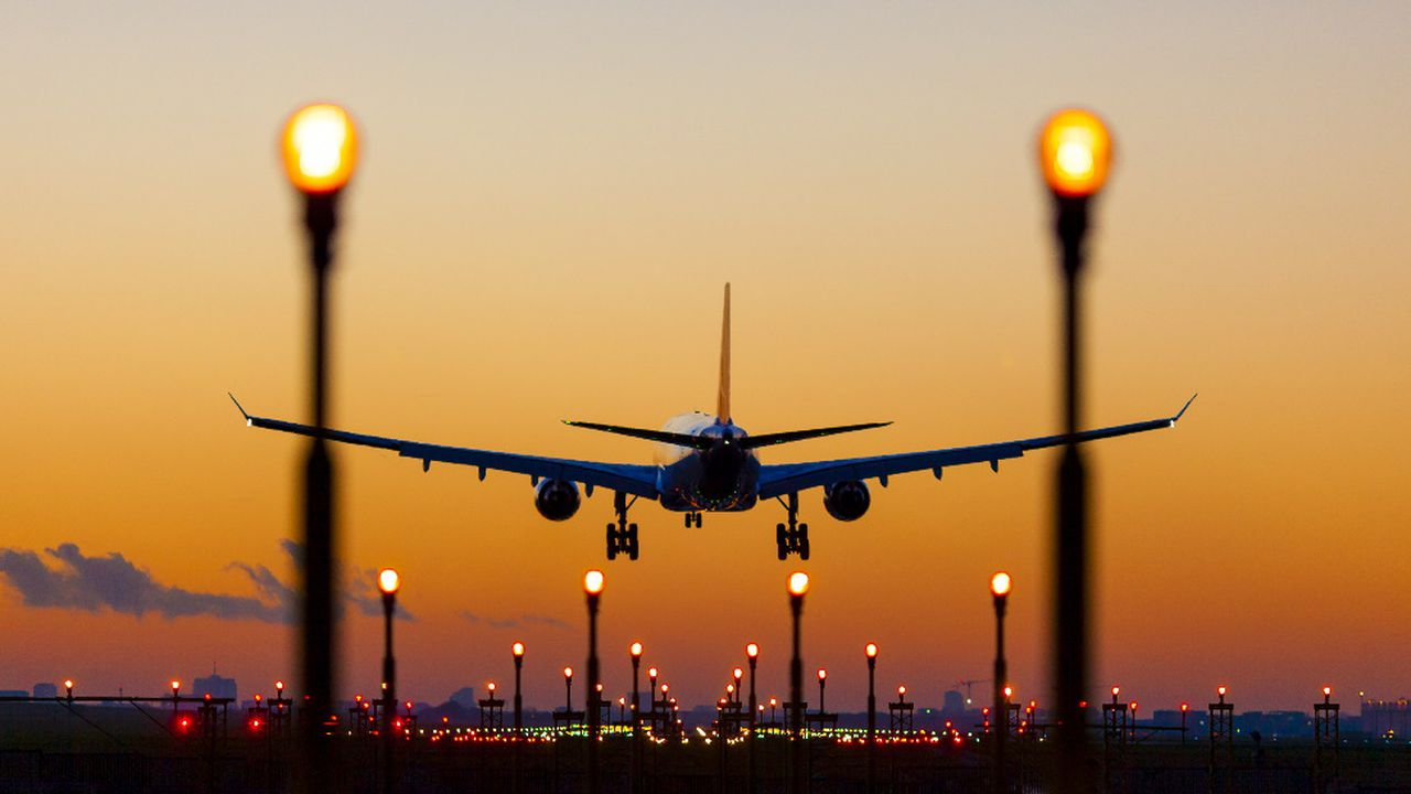Aéroport, la piste verte