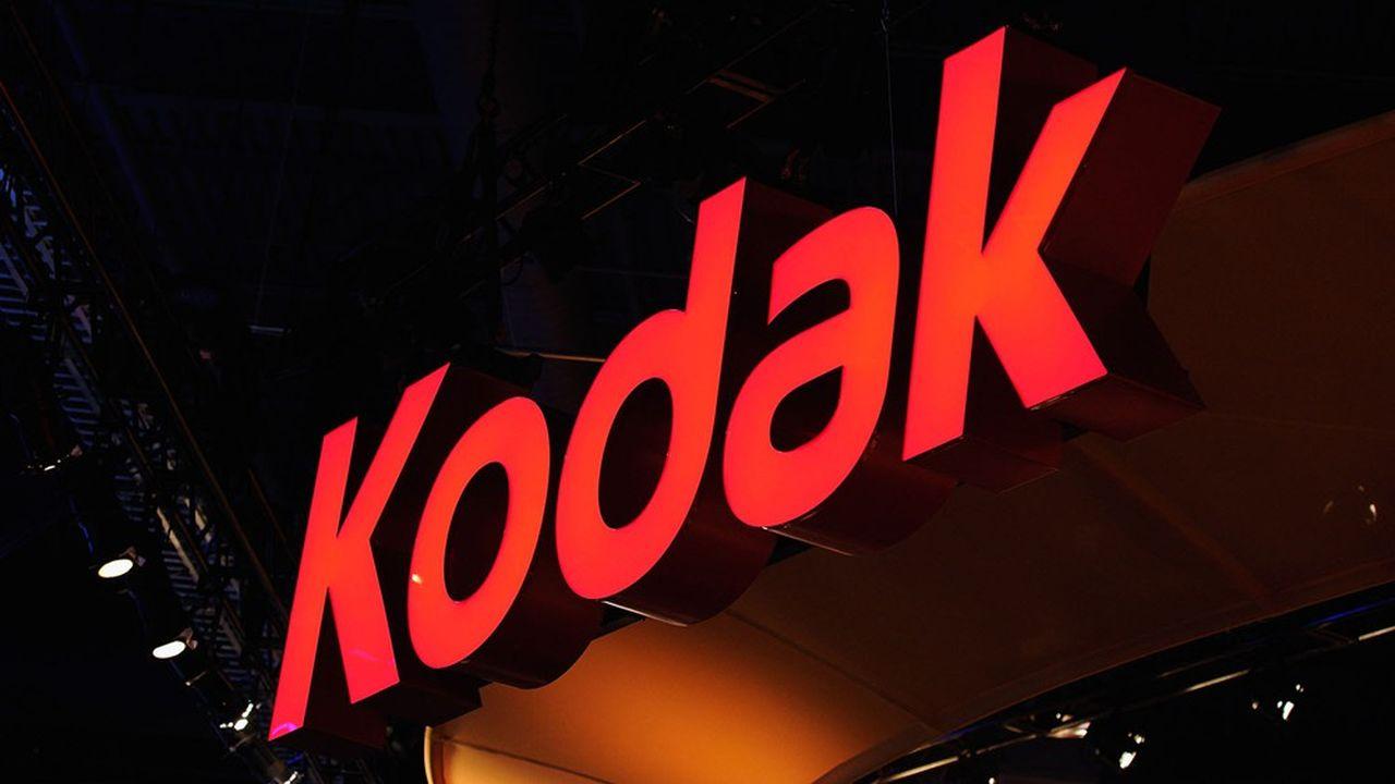 Kodak aurait injecté 870.000dollars pour influencer les décideurs politiques de Washington