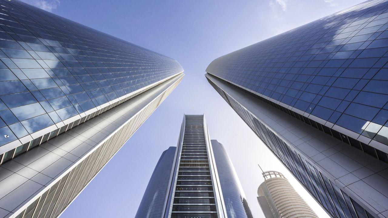 Les fonds souverains d'Abou Dhabi (photo) à Singapour redoutent une aggravation de la guerre commerciale mondiale à cause de la crise du coronavirus.