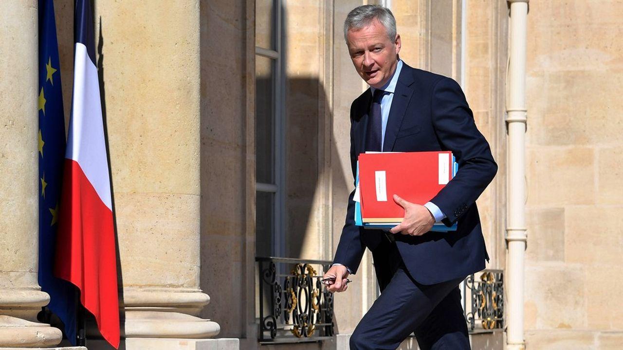 L''endettement de certaines PME « est un sujet majeur que nous voulons prendre à bras-le-corps », affirme Bruno Le Maire